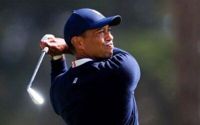 Tiger Woods sin fecha de vuelta a la competición
