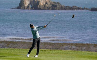 Jordan Spieth mantiene el liderato y pone a tiro su regreso al palmarés del PGA Tour