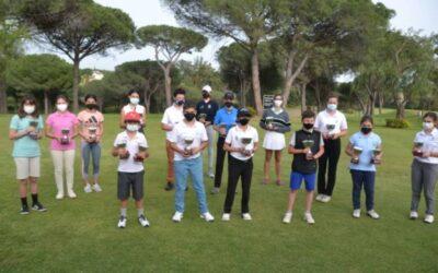 Bellavista acoge una nueva fiesta del Circuito Benjamín y Juvenil de Andalucía