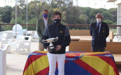 El malagueño Jacobo Cestino se adjudica el Internacional de España Individual Senior en El Saler
