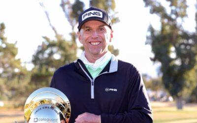Kevin Sutherland gana el Cologuard Classic y suma su quinto título en el PGA Tour Champions