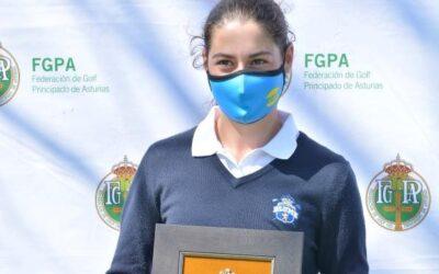 Lucía López resiste y vence en el III Memorial Celia Barquín – Copa Principado de Asturias Femenina 2021