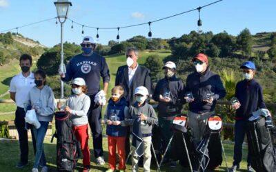 Récord histórico de participación en Alhaurín Club Golf