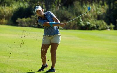 María Parra comienza en el top ten del IOA Championship