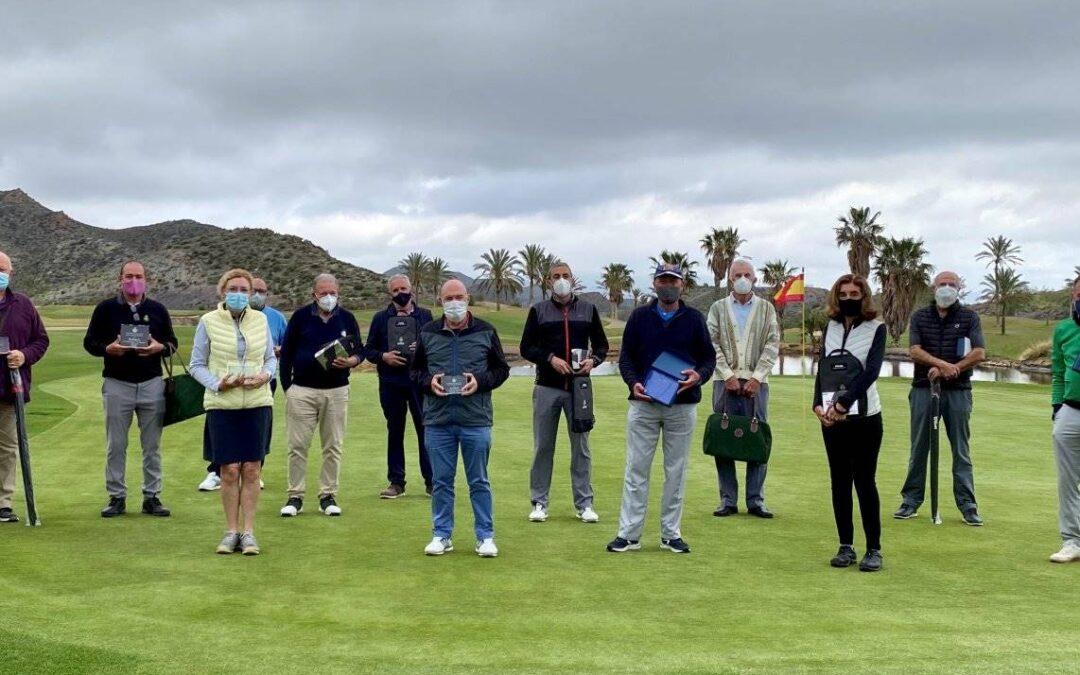 Aguilón Golf, sede del Torneo Senior de Almería 2021