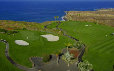 Arranca la emoción del Tenerife Open con grandes nombres sobre el campo