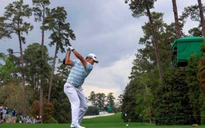 Hideki Matsuyama desata la tormenta en el Augusta National