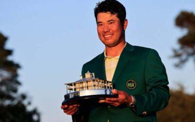 Hideki Matsuyama hace historia en el Augusta National