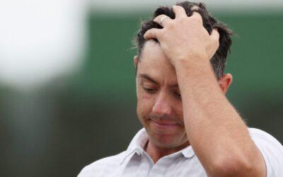 Rory McIlroy tendrá que seguir esperando para ganar ganar el Masters