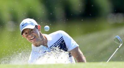 Rory McIlroy visitó a Tiger Woods y esta es su historia