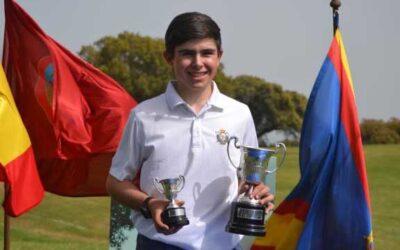 Sergio Jiménez nuevo campeón de España Sub 18 Masculino