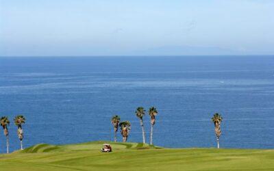 Todo a punto para el espectáculo en el Tenerife Open