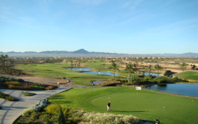 Acuerdo entre La Asociación Española de Seniors de Golf (AESGOLF) y el Instituto de Turismo de la Región de Murcia (Itrem)