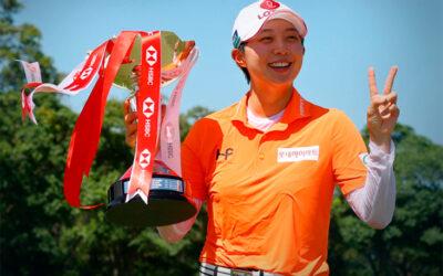 La coreana Hyo Joo Kim se impone en el HSBC Women's World Championship