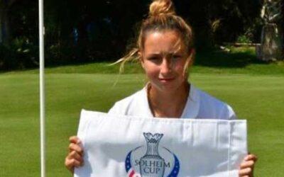 Rocío Tejedo, campeona de España Sub 16