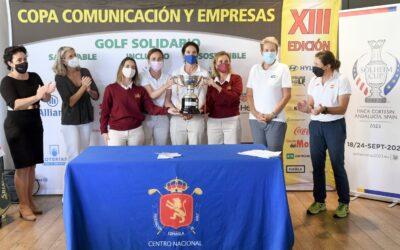 El Día Internacional de la Mujer Golfista reivindica la importancia del golf femenino en España con la  Solheim Cup 2023 en el horizonte