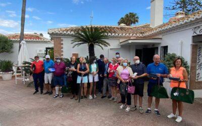 Los Moriscos Golf, sede del Torneo Senior Costa Oriental de Granada