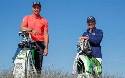 Stenson y Sorenstam ¿Una mirada al golf del futuro?