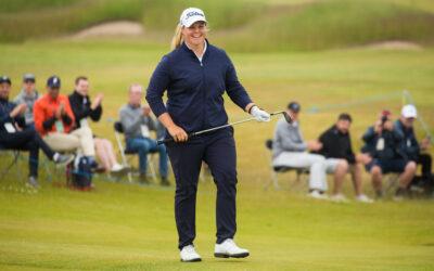Caroline Hedwall afianza el dominio de las jugadoras del LET en el Scandinavian Mixed