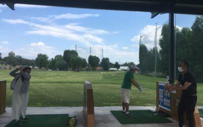 Cursos de Golf y Pádel adaptado para superar barreras