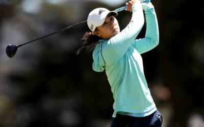 Danielle Kang se sitúa al frente del torneo y deja muy lejos a Azahara Muñoz