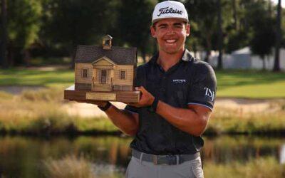 Garrick Higgo se estrena en el PGA Tour