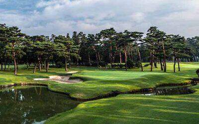 Kasumigaseki Country Club, un desafío olímpico