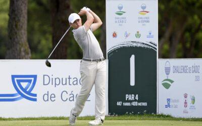 Kristof Ulenaers termina el sábado a 18 hoyos de ganar el Challenge de Cádiz