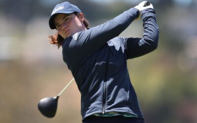 Leona Maguire comienza liderando el LPGA Mediheal Championship