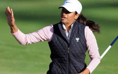 Un nuevo crack del golf: Megha Ganne