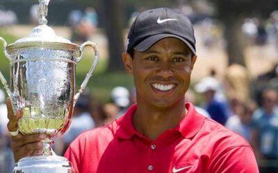 Tiger Woods declinó ser comentarista en el US Open