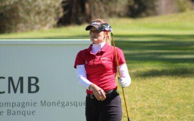 Yvie Chaucheprat afianza su liderato en el Montauban Ladies Open
