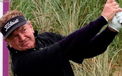 Triple empate tras la tercera ronda del Staysure PGA Seniors Championship