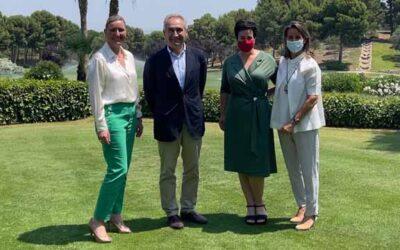 Presentado el Santander Golf Tour Letas Zaragoza