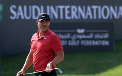 El PGA Tour denegará el permiso para jugar Saudi International