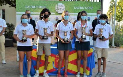 Emocionante victoria del equipo de la RSHECC en el Campeonato de España Interclubes Infantil