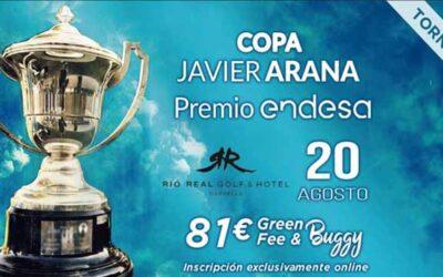 Río Real, una oportunidad única para jugar la Copa Javier Arana