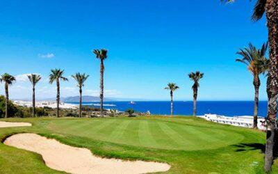 La cantera de Golf Almerimar se luce en la prueba del Pequecircuito en Marina Mojácar