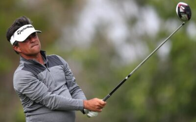 David Morland IV se da una oportunidad para ganar el Scottish Senior Open
