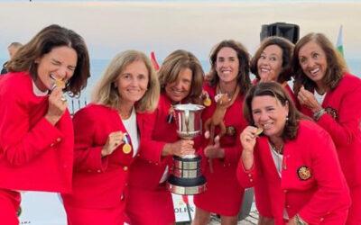 Gran victoria de España en el Europeo Senior Femenino