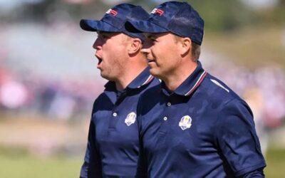 Estados Unidos al borde de una histórica victoria en la Ryder Cup