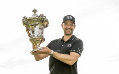 El alemán Marcel Schneider deja a Alejandro del Rey sin el título del Open de Portugal