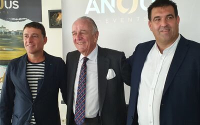AESGOLF y ANDUS Events firman un acuerdo de colaboración para los próximos 3 años