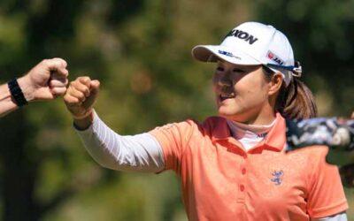 Nasa Hataoka hace historia, dos hoyos en uno, en el LPGA