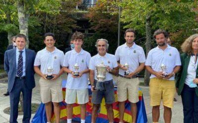 RCG El Prat, flamante ganador del Campeonato de España Interclubes