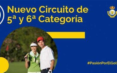 Nuevo circuito de 5ª y 6ª Categoría