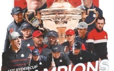 Estados Unidos recupera la Ryder Cup con una paliza histórica