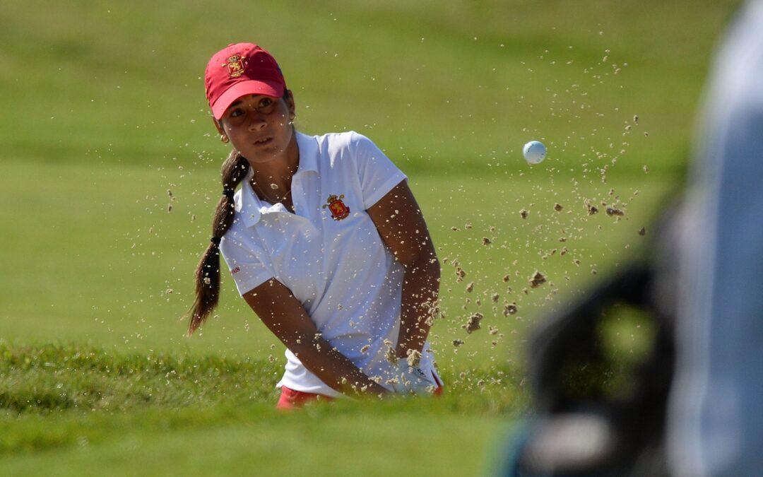 Teresa Díez da un paso atrás, pero mantiene sus opciones en el Lavaux Ladies Open