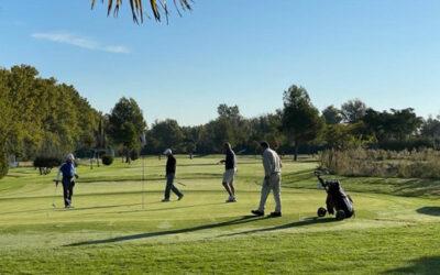 La edad no es impedimento para un gran golf en Aranjuez