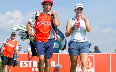 Magdalena Simmermacher toma las riendas del Estrella Damm Ladies Open